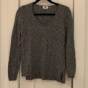 Black lightweight  old navy sweater